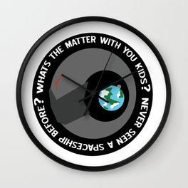 Infinity War Stan Lee Cameo Wall Clock