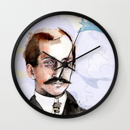 Orville Wall Clock