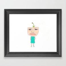 that one friday Framed Art Print