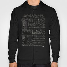 Theory of relativity : spacetime Hoody