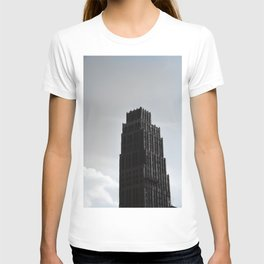 David Stott Building Detroit T-shirt