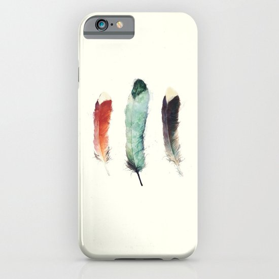 Feathers iPhone & iPod Case