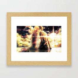 Sword art Online Framed Art Print