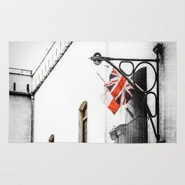 Union Jack/Flag Rug