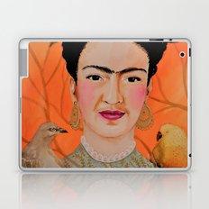 frida a coyoacan Laptop & iPad Skin