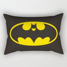 The Bat (betmen and batmen) Rectangular Pillow