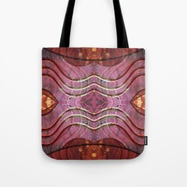 Sine Of Transience Large Tote Bag