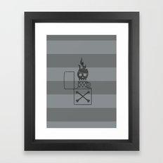 Pilight Framed Art Print