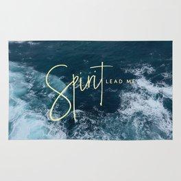 Spirit Lead Me Rug