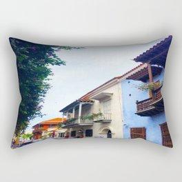 Cartagena Has Stolen My Heart, Mi Corazon Rectangular Pillow
