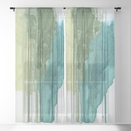 Almost Sheer Curtain