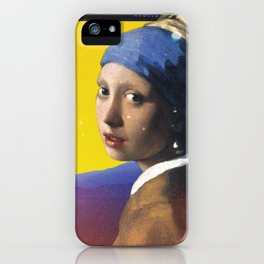 IT Girl iPhone Case