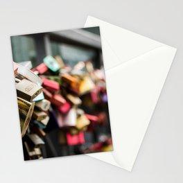 Locks of Love Stationery Cards