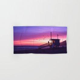 Sunset Tower Hand & Bath Towel