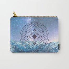 Sacred Geometry Universe 7 Carry-All Pouch