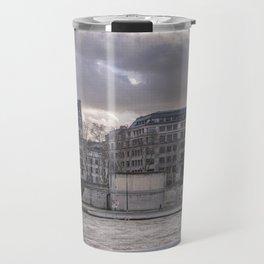 Seine wharf,  Paris Travel Mug