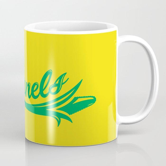 Mointz Kernels Logo Coffee Mug by elliotmatson
