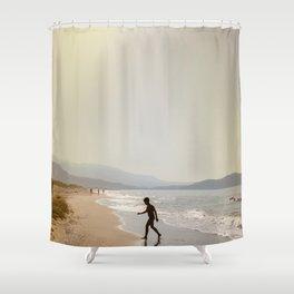 Kreta Shower Curtain