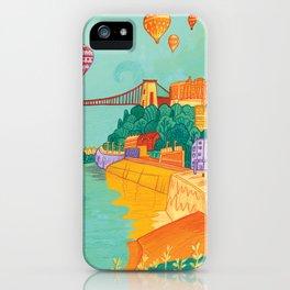 Bristol iPhone Case
