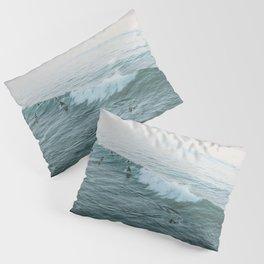 lets surf v Pillow Sham