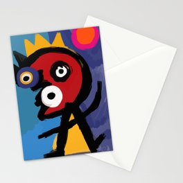 Little King Stationery Cards