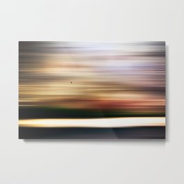 A reflection of my own emptiness Metal Print