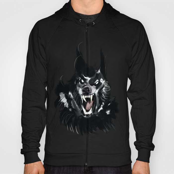 The Werewolf Hoody