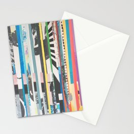 STRIPES 22 Stationery Cards