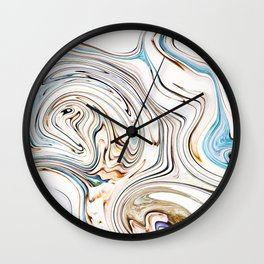 Land & Ocean #society6 #decor #buyart Wall Clock