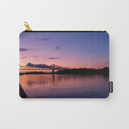 LeVee Sunset Carry-All Pouch