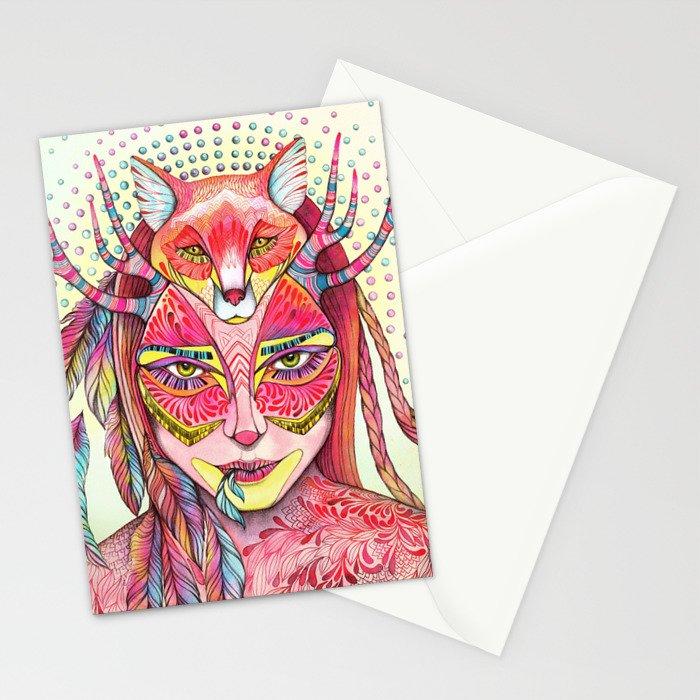 spectrum (alter ego 2.0) Stationery Cards