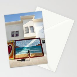 """""""Let's Boogie"""" Stationery Cards"""