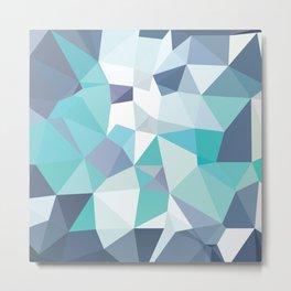 Modern Pattern No. 219 Metal Print