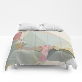 MILLENNIAL PINK Comforters