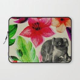 Jungle koala Laptop Sleeve