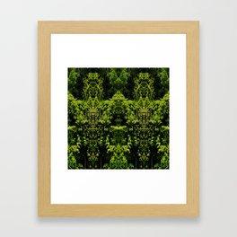 Twin Guards Framed Art Print