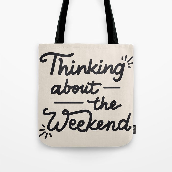 Weekend Tote Bag
