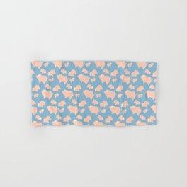Paper Pigs (Patterns Please) Hand & Bath Towel