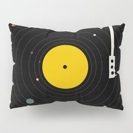 Music, Everywhere Pillow Sham