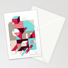 Abstraction I Stationery Cards