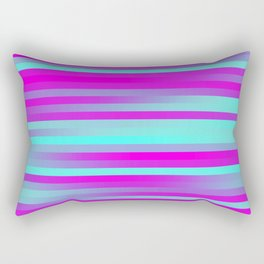 Two Colors Compositions I Rectangular Pillow