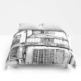 Rue Galande Comforters