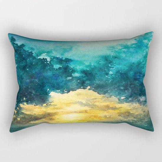 Sky No 3 Rectangular Pillow