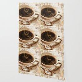 Le Cafe I Wallpaper