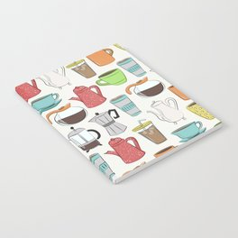 Coffee Lover Notebook