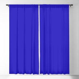 International Klein Blue - IKB Blackout Curtain