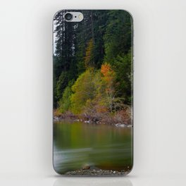 Autumn On Grizzly Creek iPhone Skin