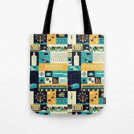 Divergent items Tote Bag