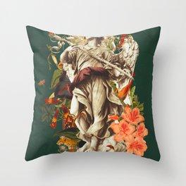 Roman XII Throw Pillow