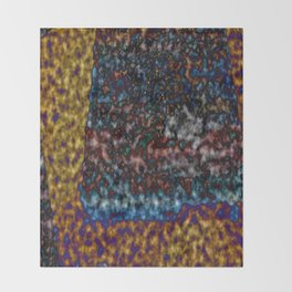 Colorful 06 Throw Blanket